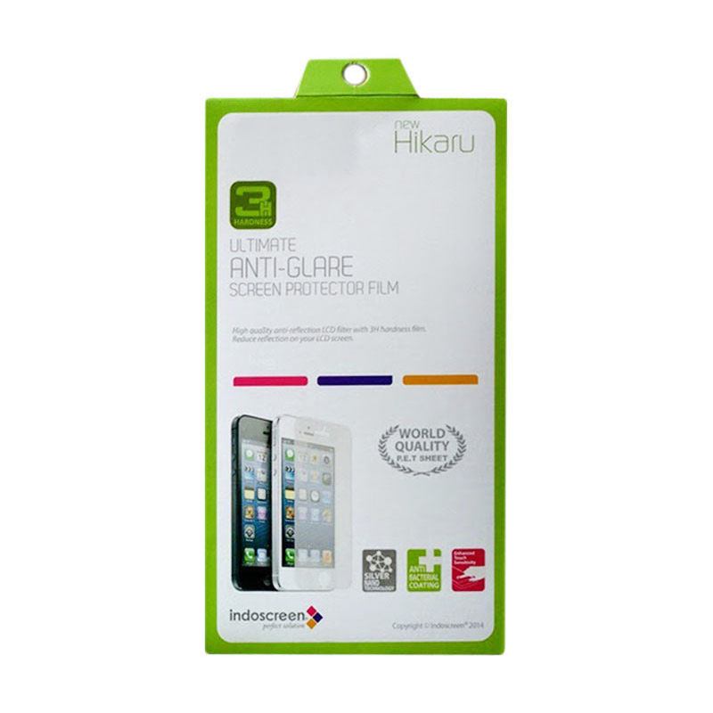 Hikaru Anti Gores Screen Protector for BlackBerry Monaco Monza 9850 or 9860 - Clear