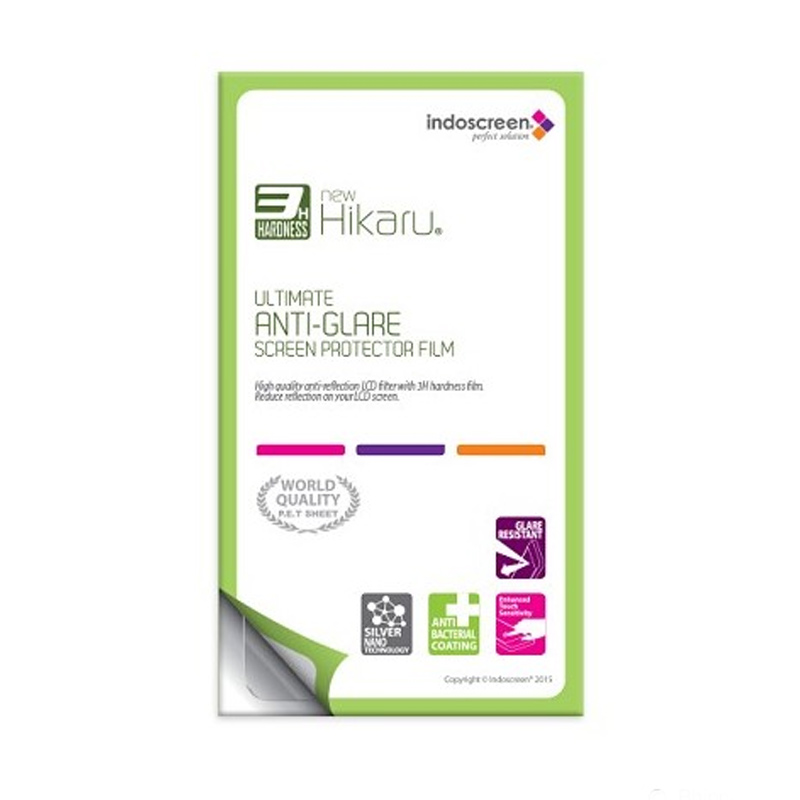 harga Hikaru Shop Anti Glare Screen Protector for iPod Touch 4 - Clear Blibli.com