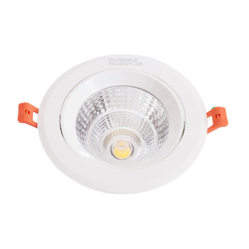 harga Hiled COB Warm White Ceiling Downlight [20 Watt] Blibli.com