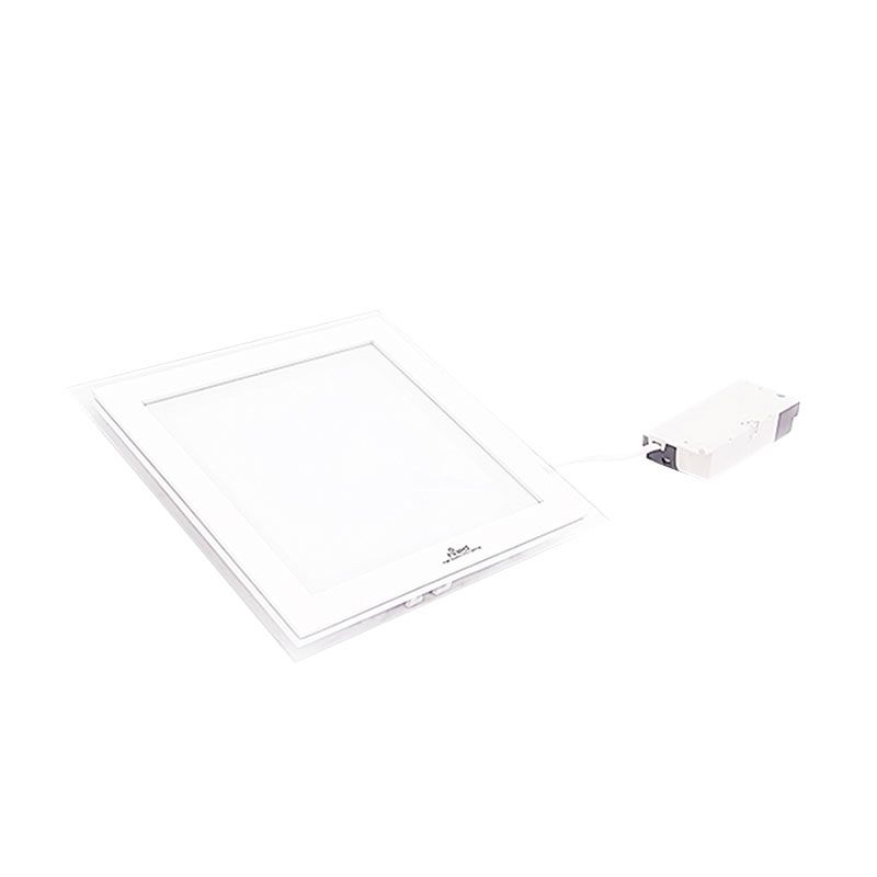 harga Hiled Panel Downlight Square Warm White Lampu LED [16 Watt] Blibli.com