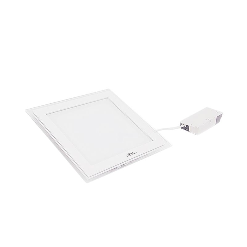 Hiled Panel Downlight Square White Lampu LED [16 Watt]