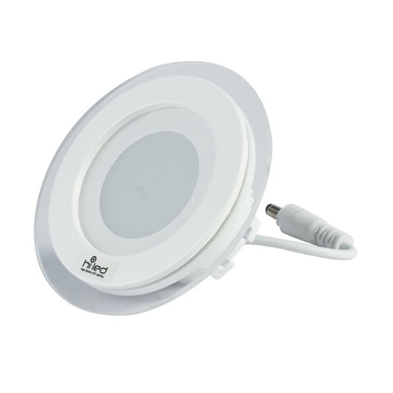 harga Hiled Round Downlight Akrilic Lampu - White [6W] Blibli.com