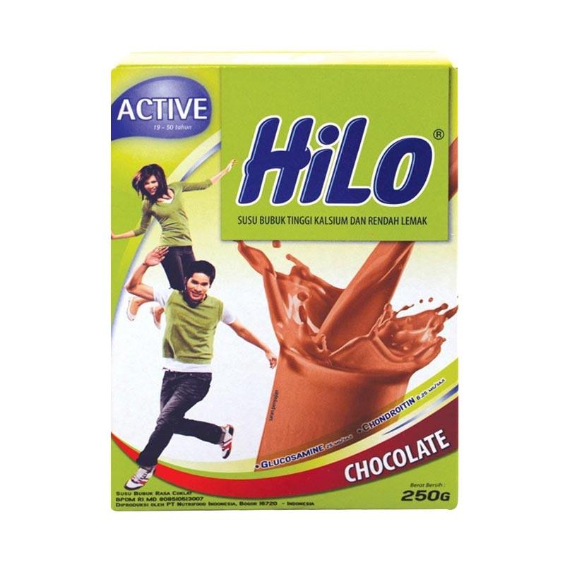 Hilo Active Chocolate [250 g]