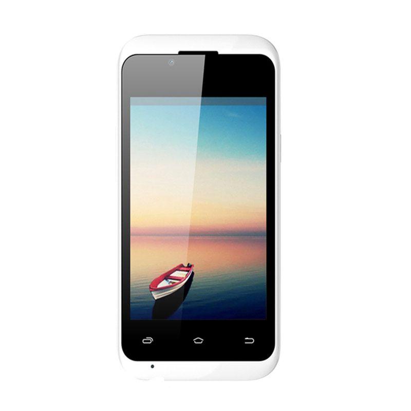 Himax Maxtron V3 White Smartphone