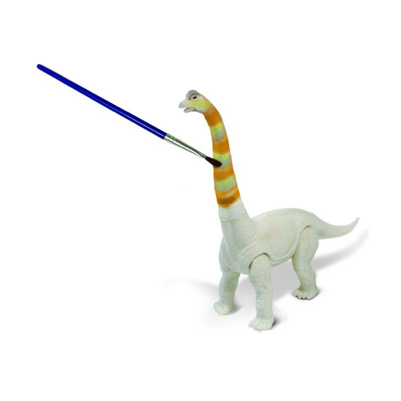 Geoworld Dino Art Painting Kit Brachiosaurus