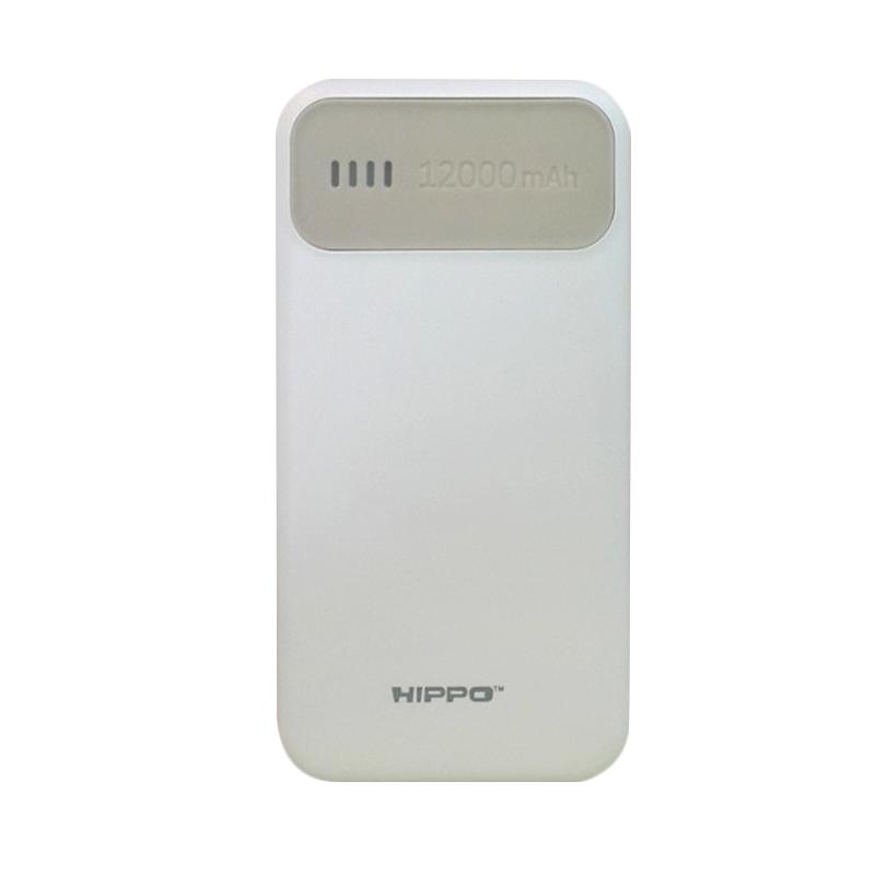 Spesifikasi Hippo Atlas Powerbank - Abu-abu [12000 mAh/Simple Pack] Harga murah Rp 225,000. Beli & dapatkan diskonnya.