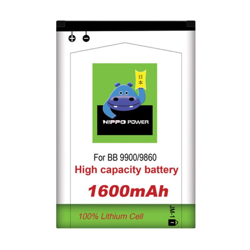 Hippo Battery - BlackBerry Dakota / Monza / Bellagio / Orlando 1600 mAh White