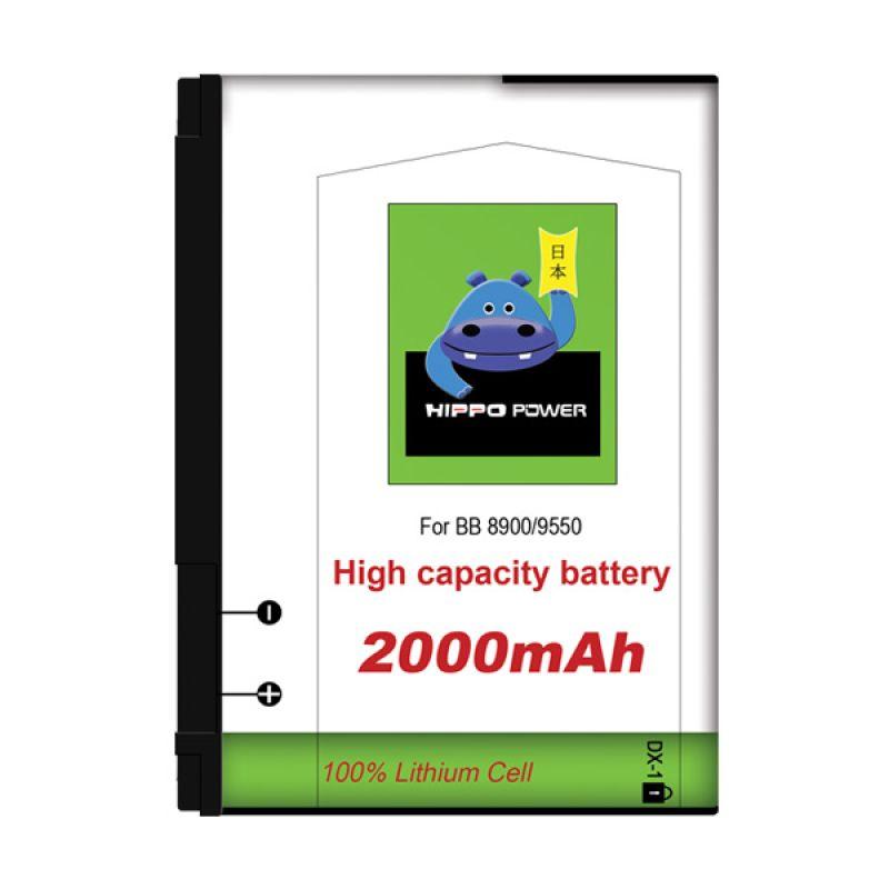 HIPPO Battery - BlackBerry Javelin / Storm 2000 mAh White