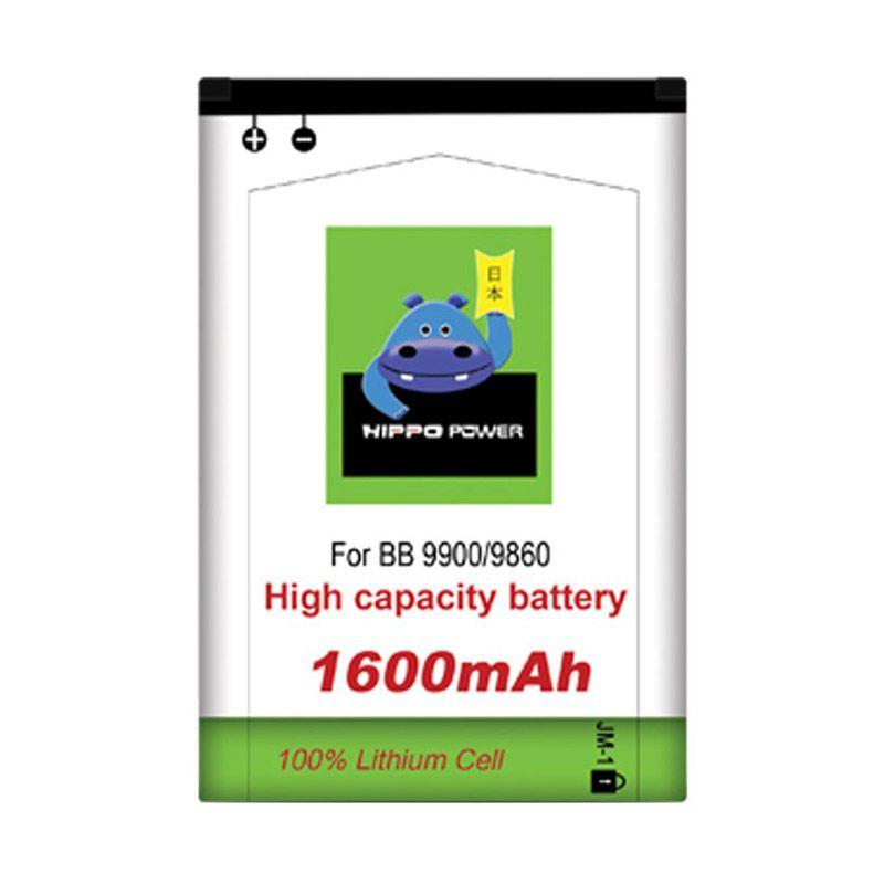 Hippo JM-1 Battery for Blackberry Dakota/Monza/Montana/Belagio [1600 mAh]