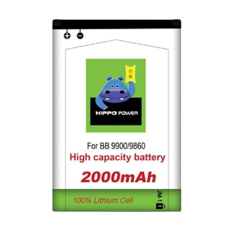Hippo Battery JM-1 for Blackberry Dakota/Monza/Montana/Belagio [2000 mAh]