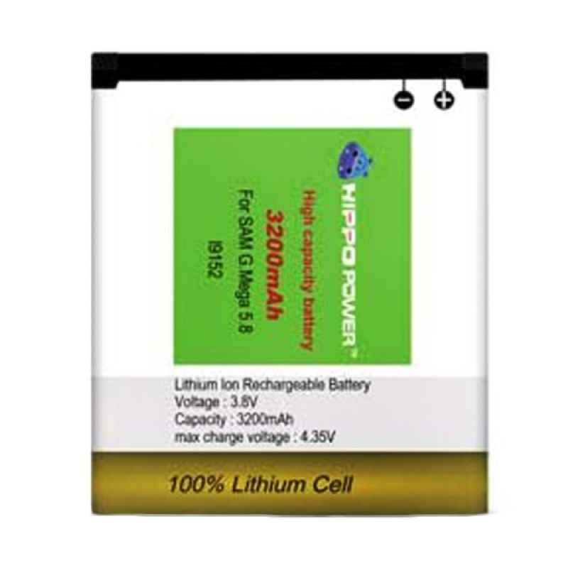 Hippo Battery Samsung Grand Duos i9082 (2850mAH)