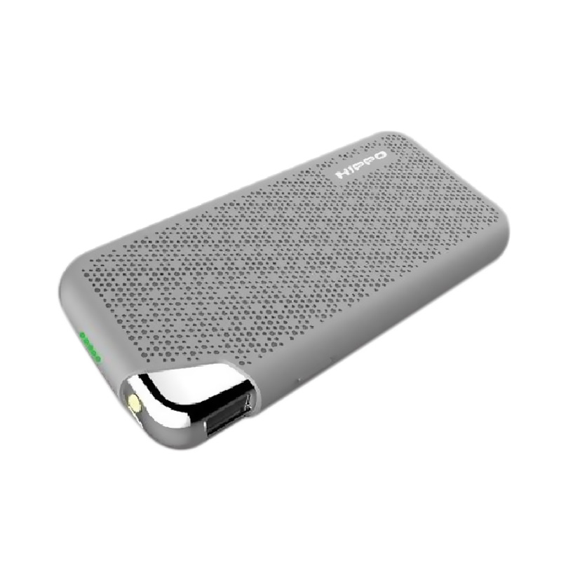 Hippo Bronz X Powerbank - Grey [12500 mAh]