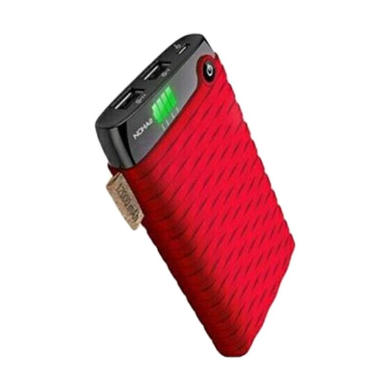 harga HIPPO Noha 2 SSA Powerbank - Merah [Simple Pack/12000 mAh] Blibli.com