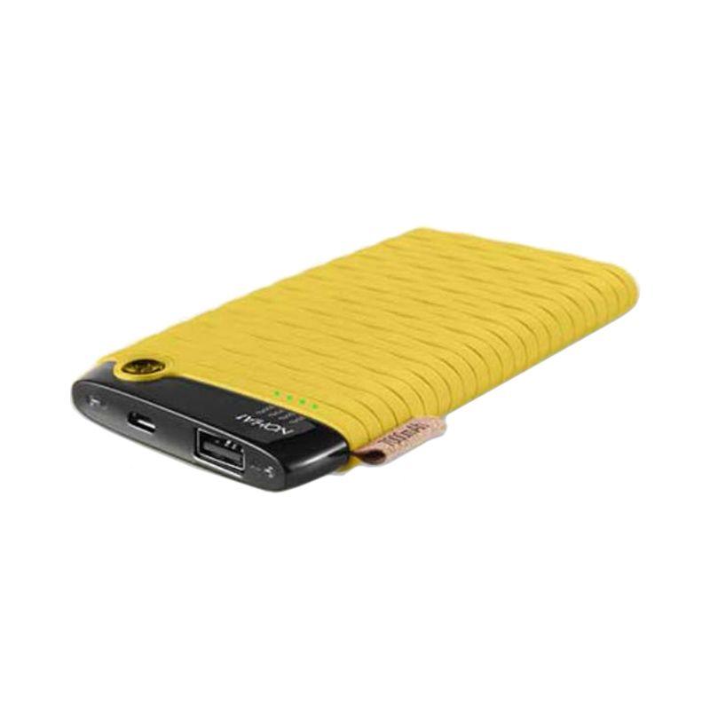 HIPPO Noha1 Simple Pack Yellow Powerbank [7000 mAh]