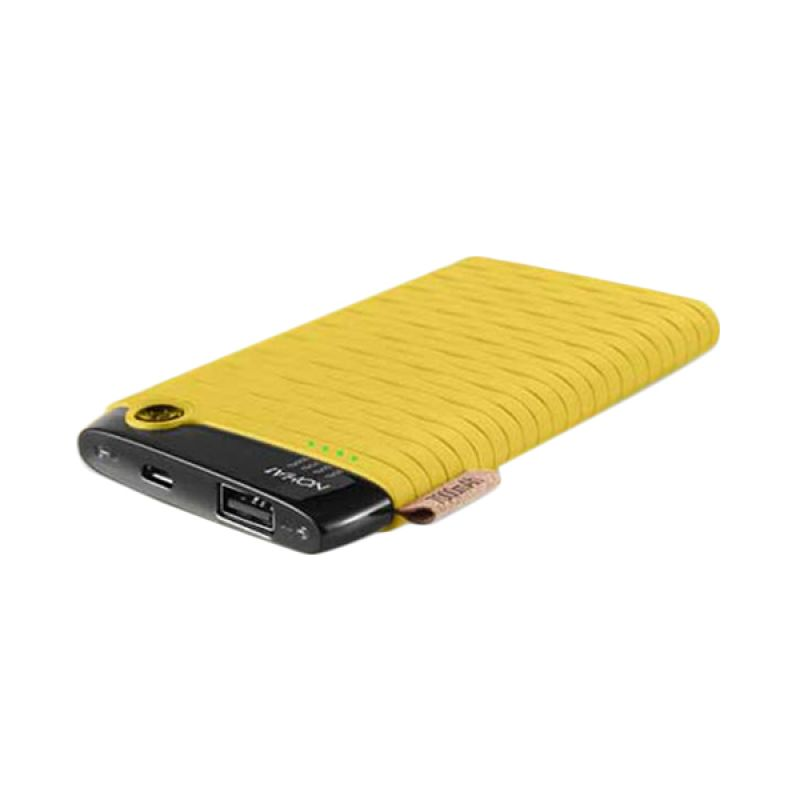 Hippo NOHA1 Yellow Powerbank [7000 mAh/Full Pack]