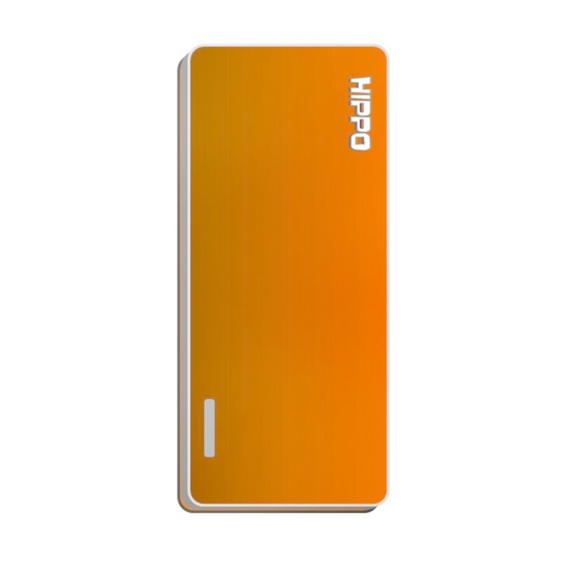 Jual Hippo Slick Orange Power Bank 5000 MAh Online
