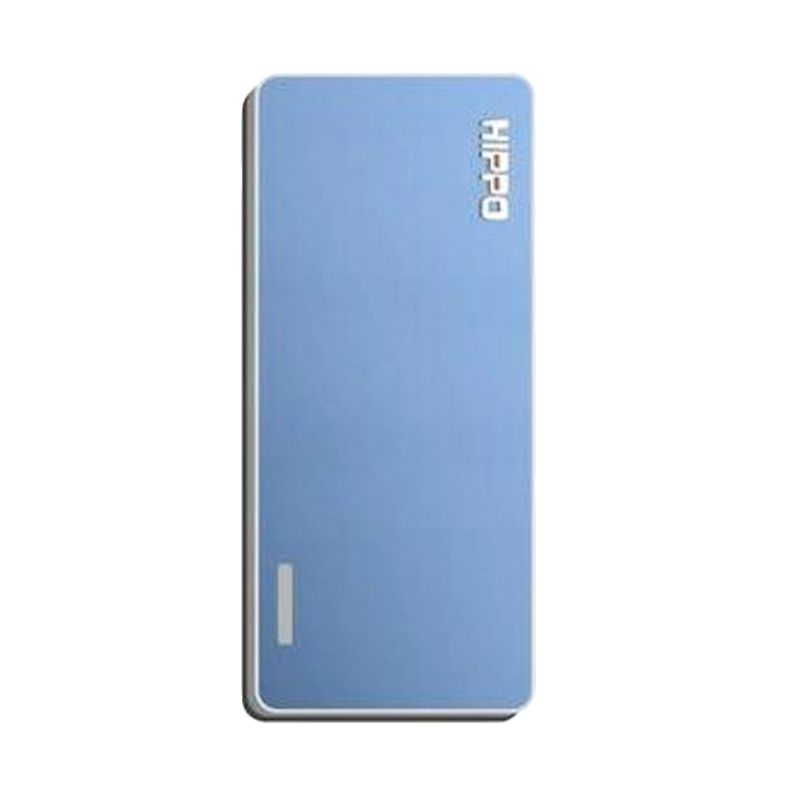Hippo Slick Blue Powerbank [5000 mAh]