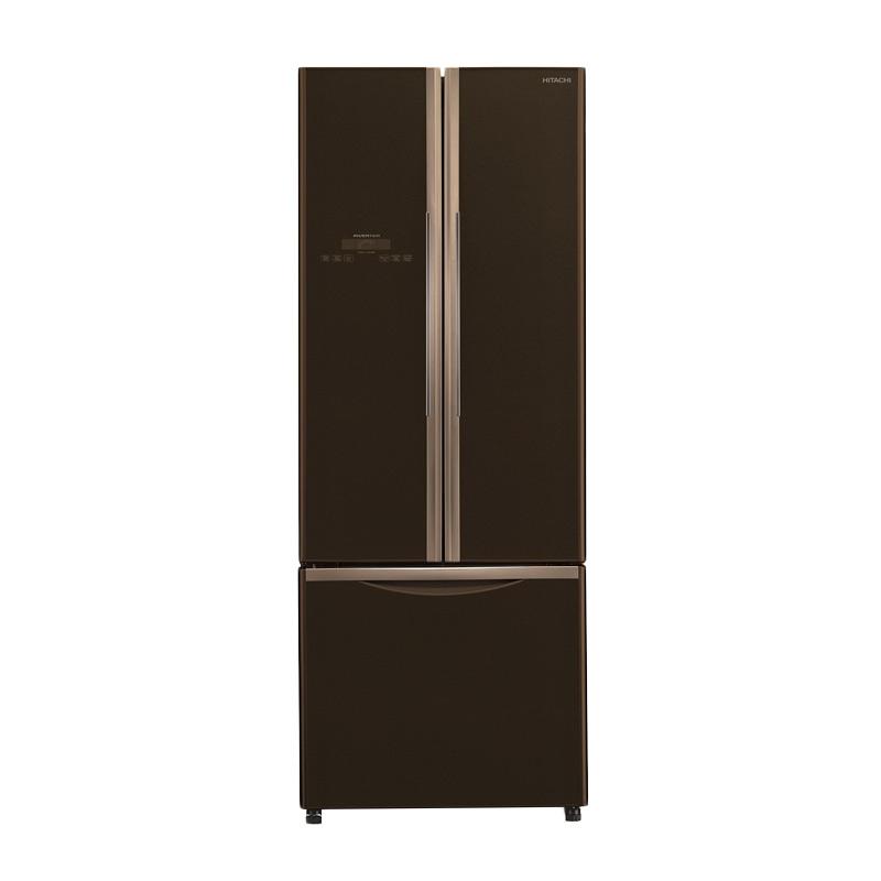 Hitachi Multi Door RWB55PGD2GBW Refrigerator
