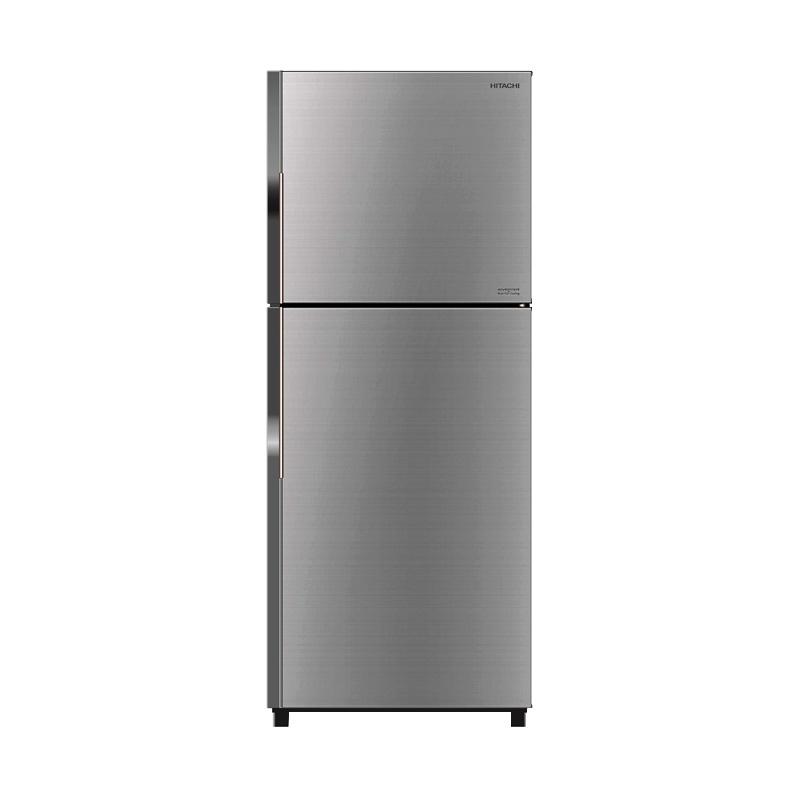 harga Hitachi RVG40PGD3GGR Refrigerator [2 Pintu] Blibli.com
