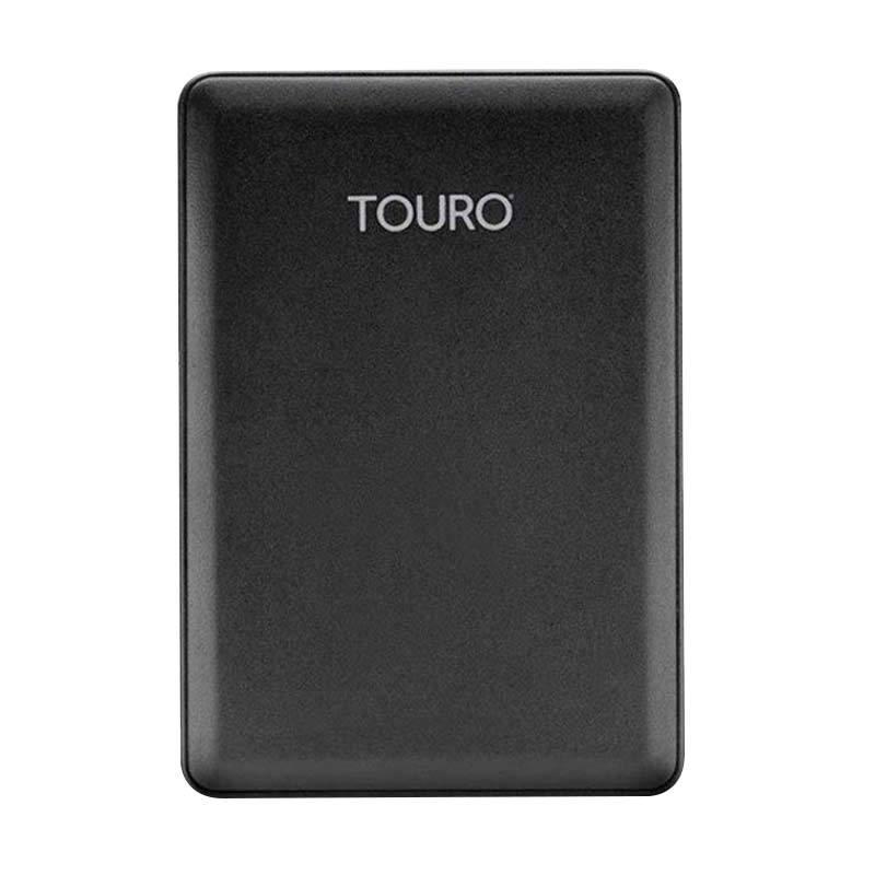 harga Rekomendasi Seller - Hitachi Touro Black Hardisk Eksternal [1 TB] Blibli.com