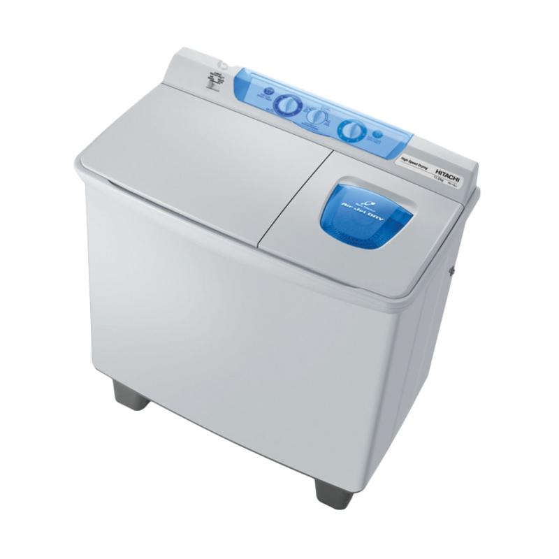 Hitachi Twin Tub Washer PS1000KJ Mesin Cuci