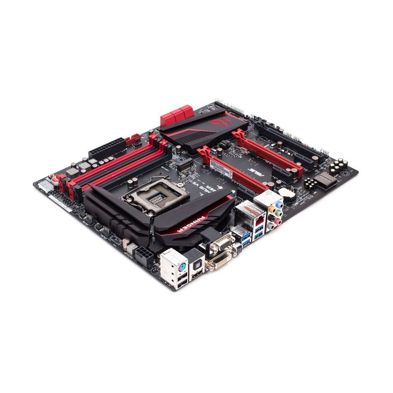 ASUS Rampage V extreme Motherboard