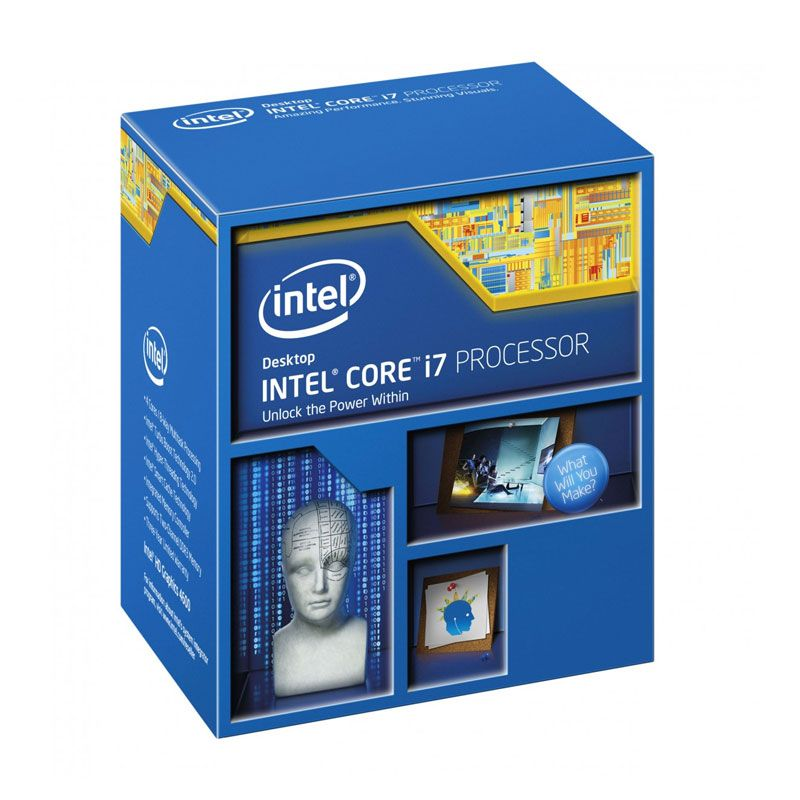Intel Core i7 4790K Processor [4 Ghz/Cache 8 MB/Socket LGA 1150]