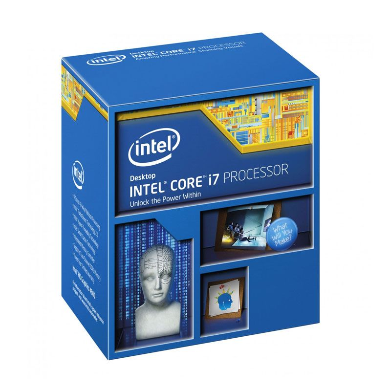 Intel Core i7 5960X Xtreme Processor [3.8 Ghz/Cache 20 MB/Socket LGA 2011]