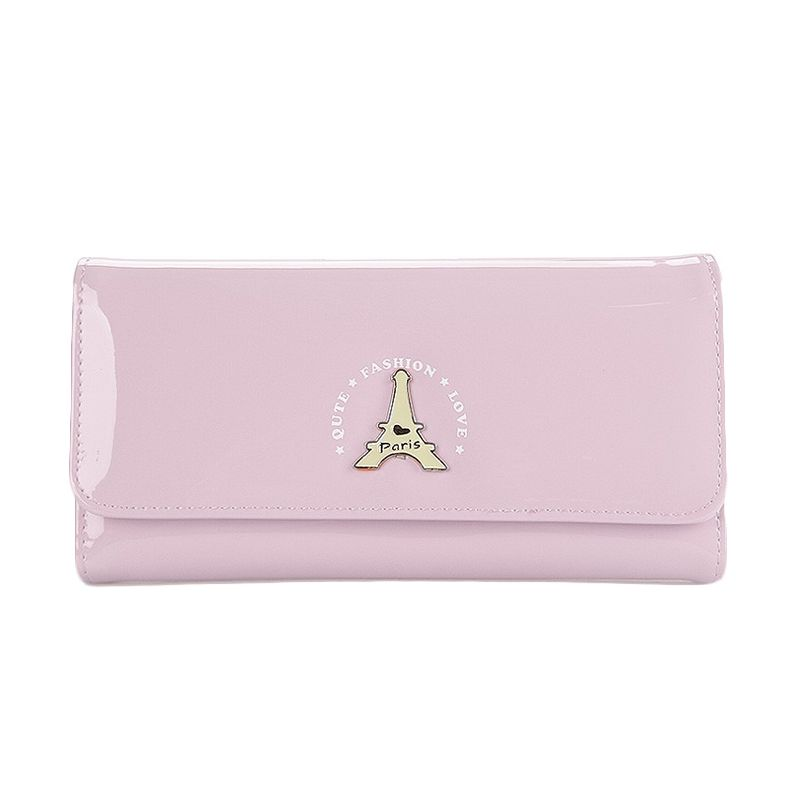 Yadas Korea Wallet 6805-338 Purple Dompet Wanita