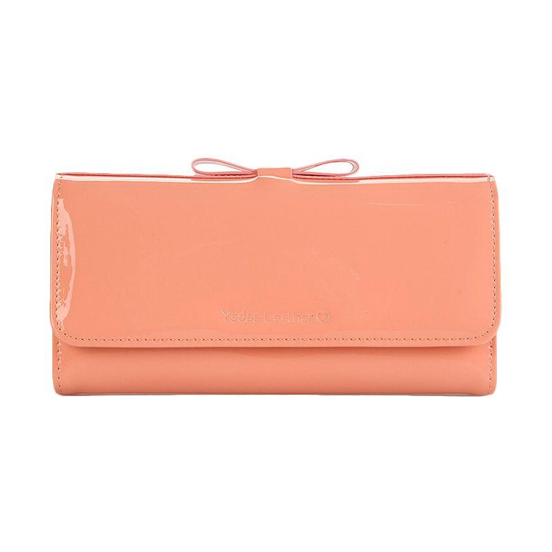 Yadas Korea Wallet 6805-347 Pink Dompet Wanita