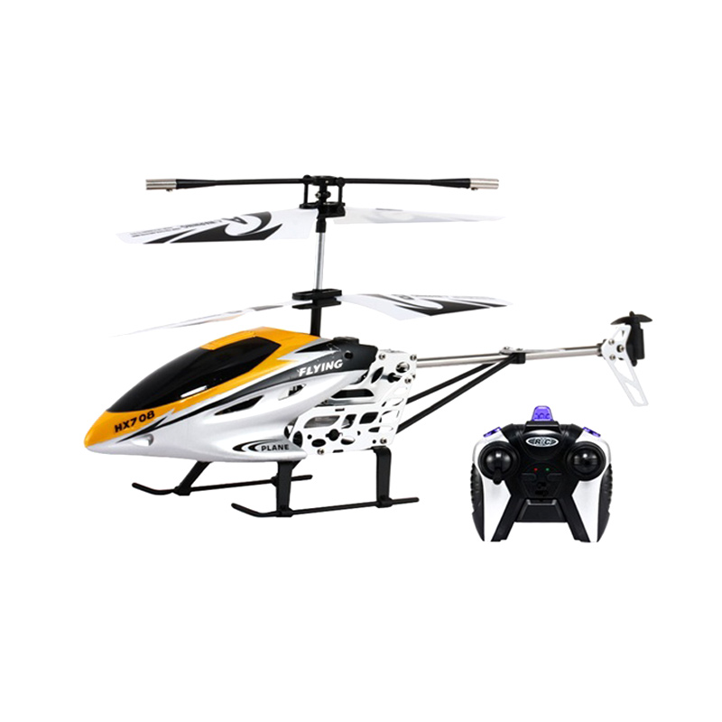 Jual Hks Rc Helicopter Hk 168 Mainan Remote Control 25 Channel