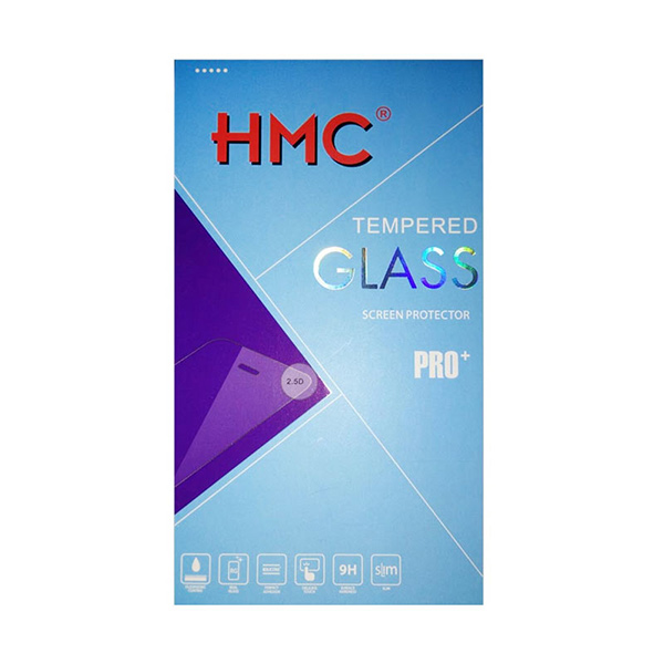 HMC Tempered Glass Screen Protector for BlackBerry Passport Q30 [2.5D/Real Glass & Real Tempered]