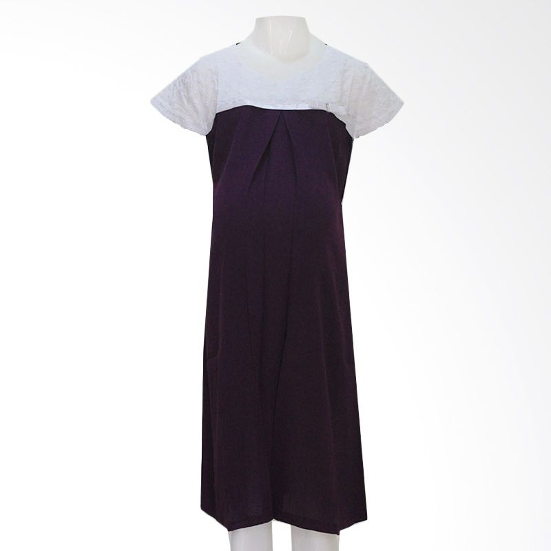 HMILL 901 Ungu Dress Hamil