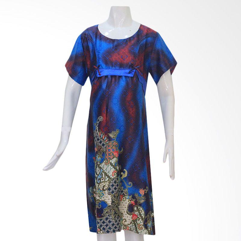 HMILL 907 Biru Dress Hamil