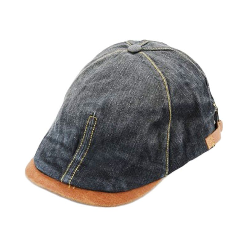 New Chapter Gatsby Caps Denim Brown