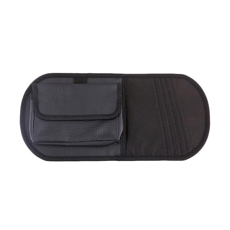 harga Home Living Sun Visor Basket Kaca Mata Cd Mobil - Aksesoris Mobil Hitam Blibli.com