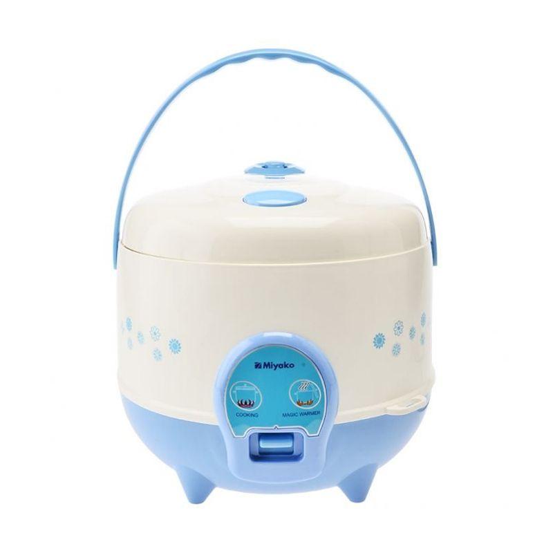 Miyako MCM-612 Putih Biru Rice Cooker