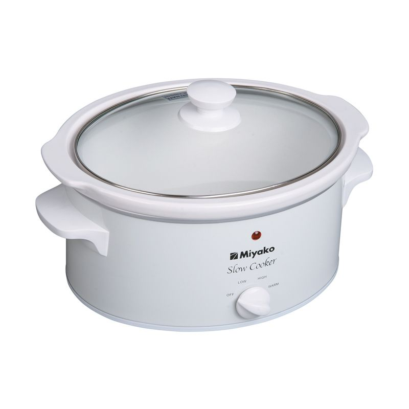 Miyako SC-510 Putih Slow Cooker