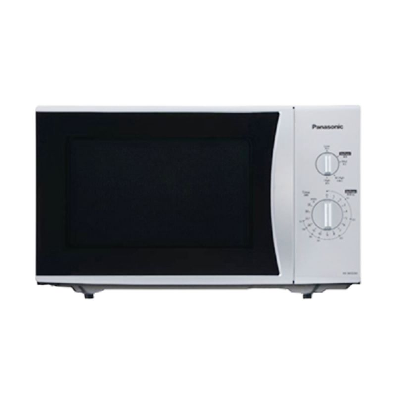 Panasonic NN-SM322MTTE Silver Hitam Microwave