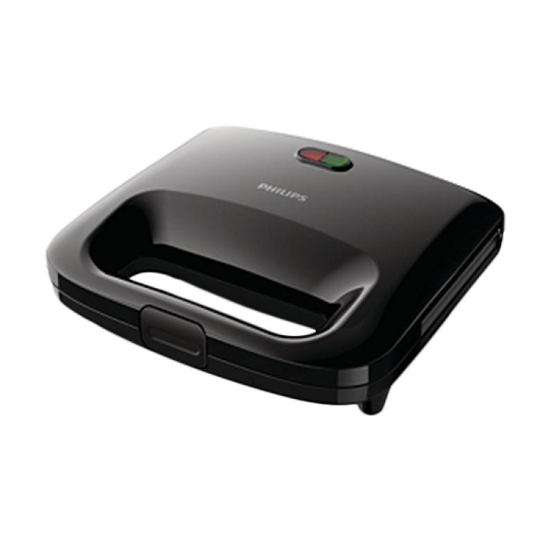 Philips HD-2393/92 Black Sandwich Maker