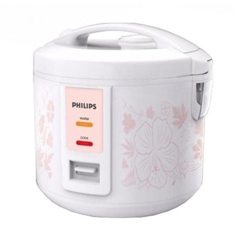 Philips HD-3018 Putih Merah Muda Magic Com