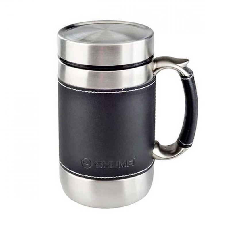 Shuma SHBG-0600 Hitam Vacuum Mug [600 mL]