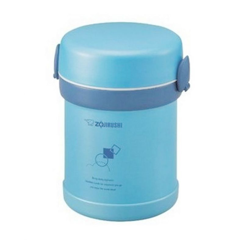 Zojirushi SL-MEE07 Biru Lunch Box