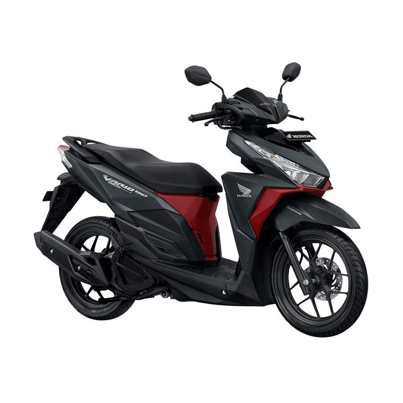 Honda All New Vario 150 eSP Exclusive Matte Black Sepeda Motor