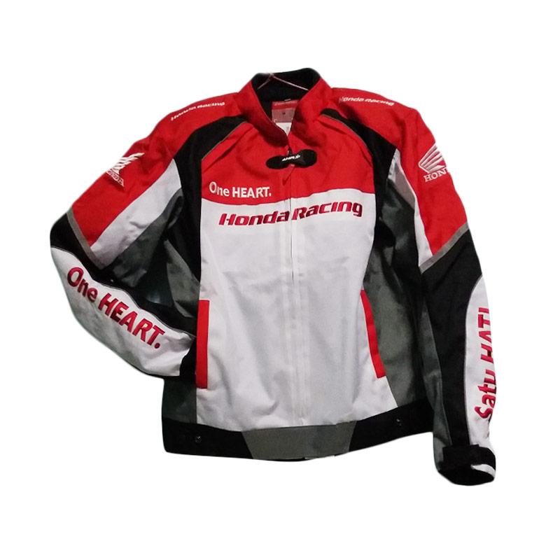 harga Honda HRR Touring Red White Jaket Motor Blibli.com