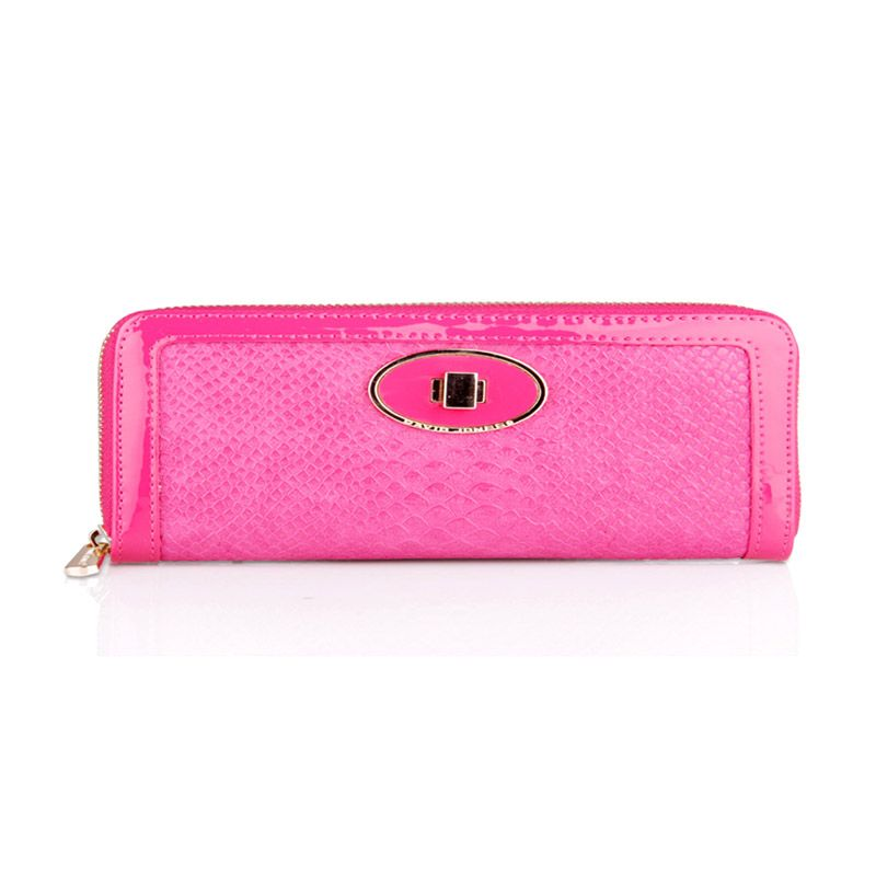 David Jones Paris P008-510 Rose Red Dompet