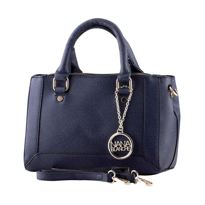 Nana Blanche Fashion 251 Navy Blue Tas Tangan