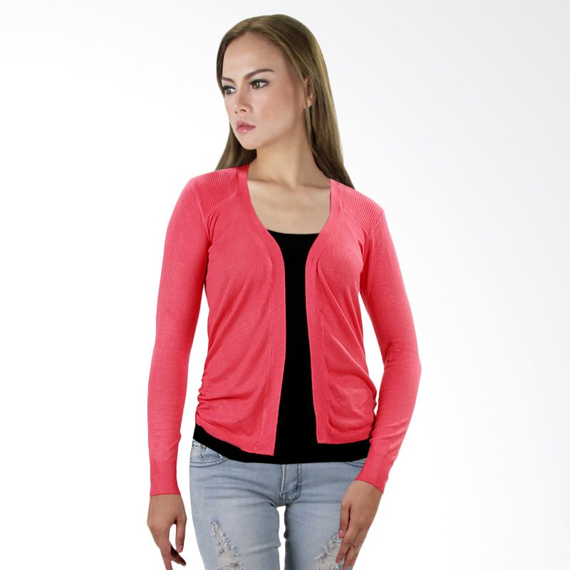 Nana Blanche Fashion NBXJ 072 Rose Cardigan