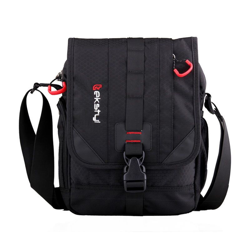 tekstyl 2347-01 Hitam Sling Bag