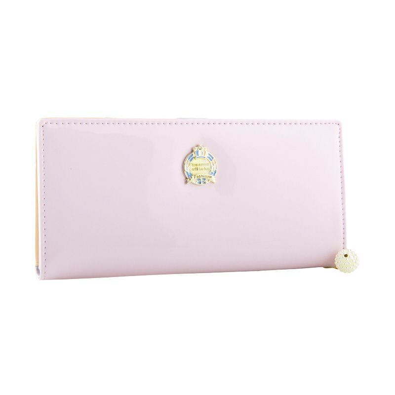 Yadas Korea 876-8 Purple Dompet